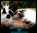 Yetis .:wrist claw paws:.
