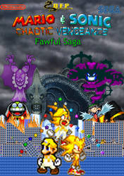Chaotic Vengeance-Fawful Saga Poster 2nd version