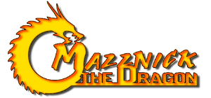 Mazznick the Dragon new logo 2020