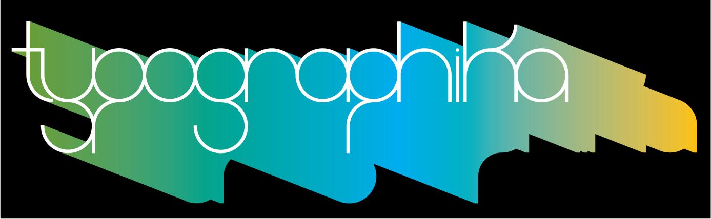 Typographika long by Igluetronics