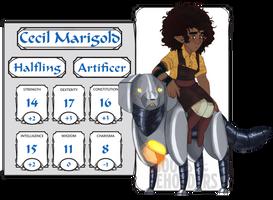 [BnB] Cecil Marigold