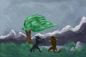 raindance by avverine