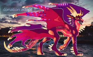 (closed) ADOPT || DONATING ALL PROCEEDS TO BLVC