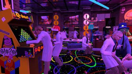 Black Mesa Arcade - Garry's Mod Scene
