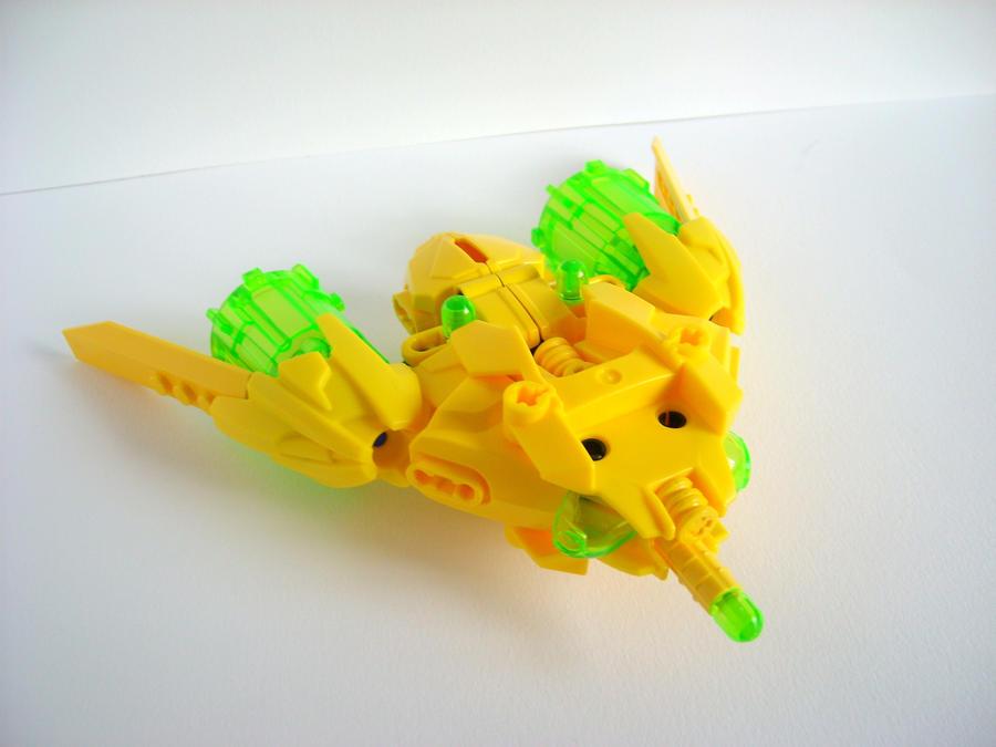 Thunderbee by Sparkytron