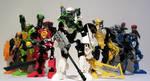 Hero Team 'Lambda 7'