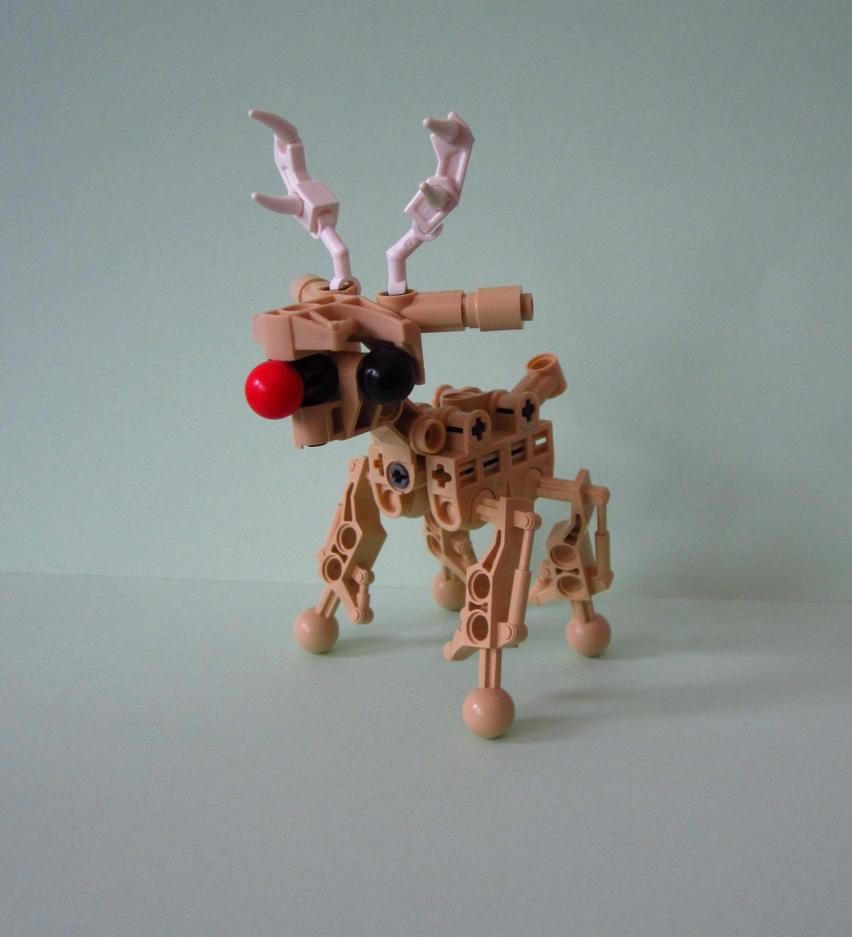 Rudolph by Sparkytron