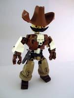 Cowboy by Sparkytron