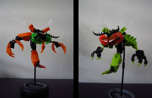 Nui-Rama (Gen 2) by Sparkytron