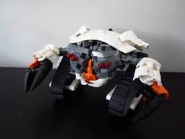 Manas Crab (Gen 2) by Sparkytron
