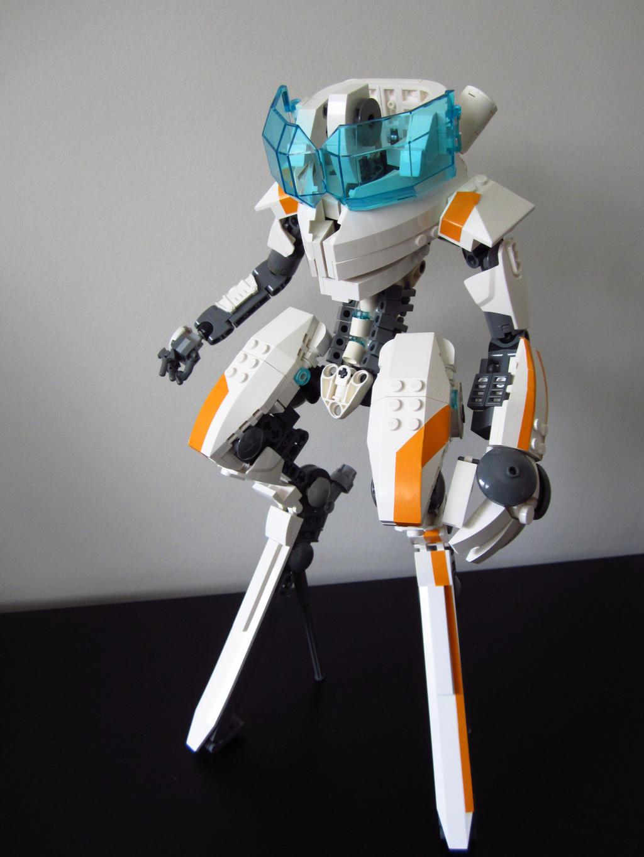 LEGO Sanctum 2: SiMo by Sparkytron