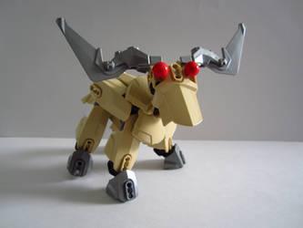 Mahi (Gen 2) by Sparkytron