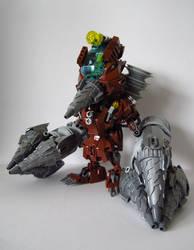 Mole Digger MK.4 by Sparkytron