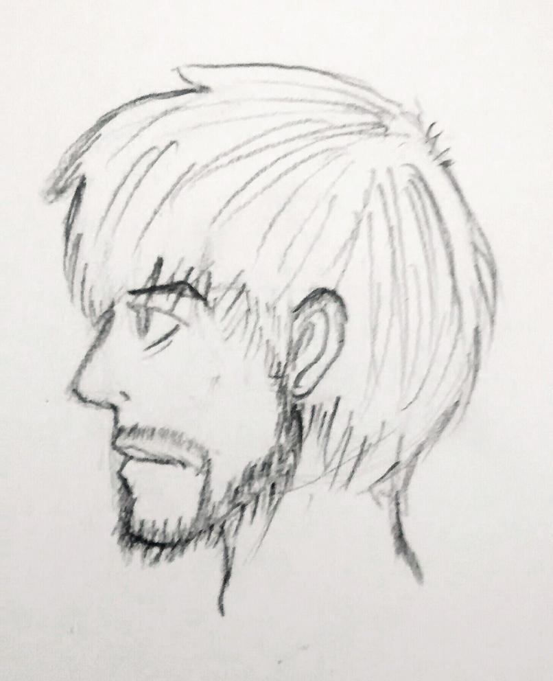 Profile practice by Shokai