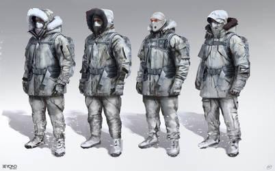 Commando Winter by eSkwaad