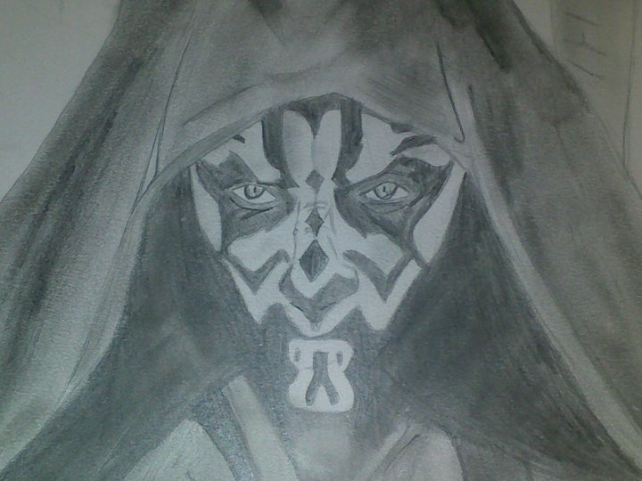 Darth Maul Face by lykenbane on DeviantArt