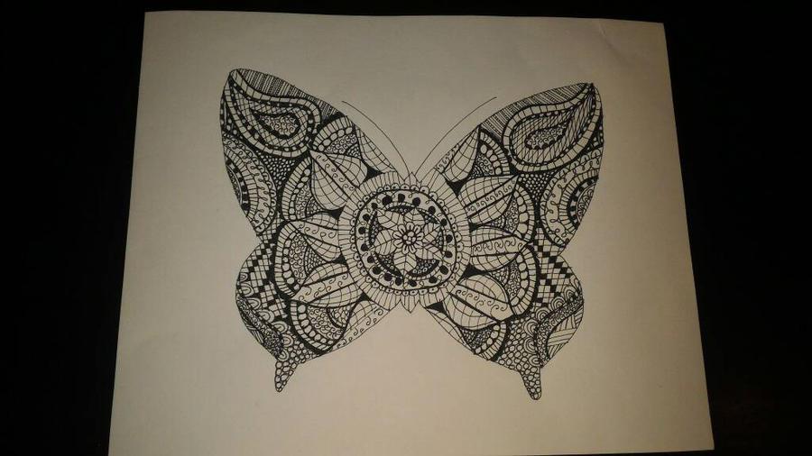 Mandafly by Skullyka