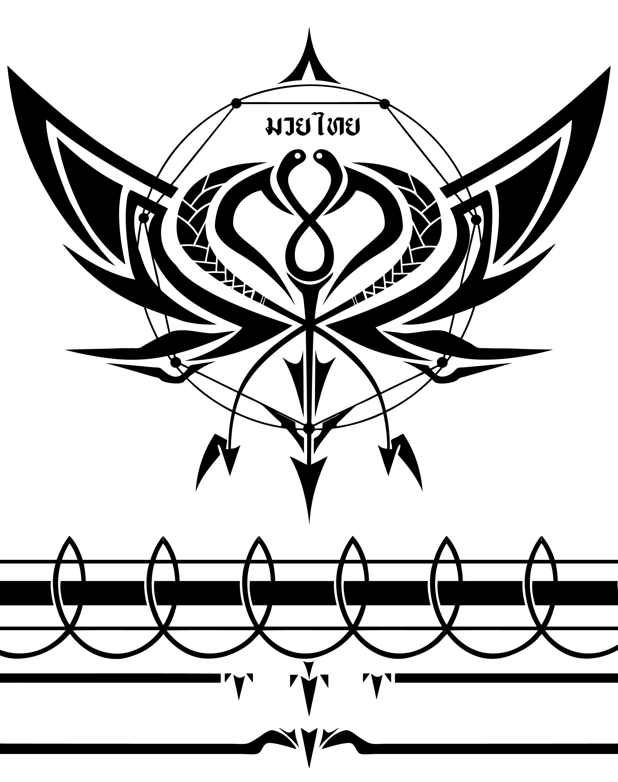 scar array tattoo design by thereallehel on deviantart. Black Bedroom Furniture Sets. Home Design Ideas