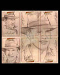 Topps Indina Sketch Cards 1