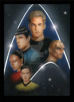 Star Trek by AlexBuechel