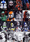 Topps Star Wars Galazy 5