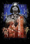 Empire Strikes Back by AlexBuechel