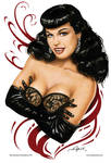 Bettie Page - Revised