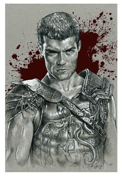 Liam - Spartacus by AlexBuechel