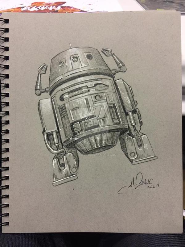 Chopper - Star Wars Rebels