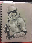 First Order Storm Trooper