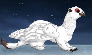 Arctic Griffin - Winter Weasel / Willow Ptarmigan