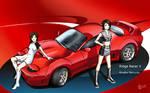 Ridge Racer V-Rivelta Mercurio