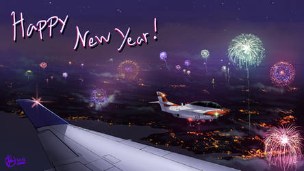 +Happy New Year 2013+ by Shaw-exe