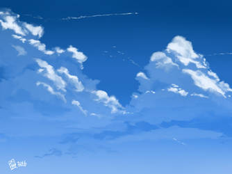 Just some clouds