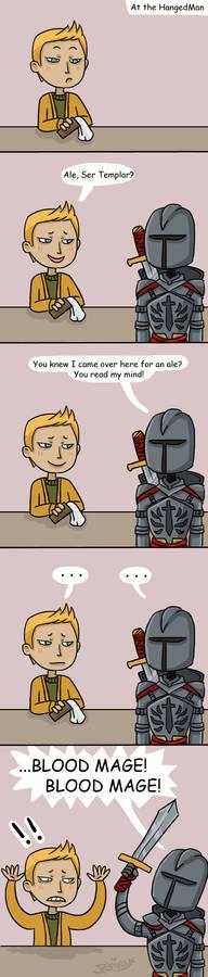 Templar Shenanigans...