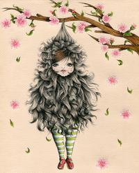 cherry blossom by girlfriday82