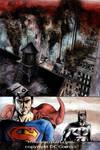Dark Knight in Darkest Day 1