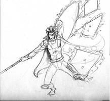 Draw Off No. 2: Gambit by Maxahiss