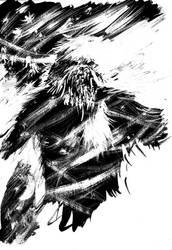 Draw Off No. 18: A. Snowman by Maxahiss