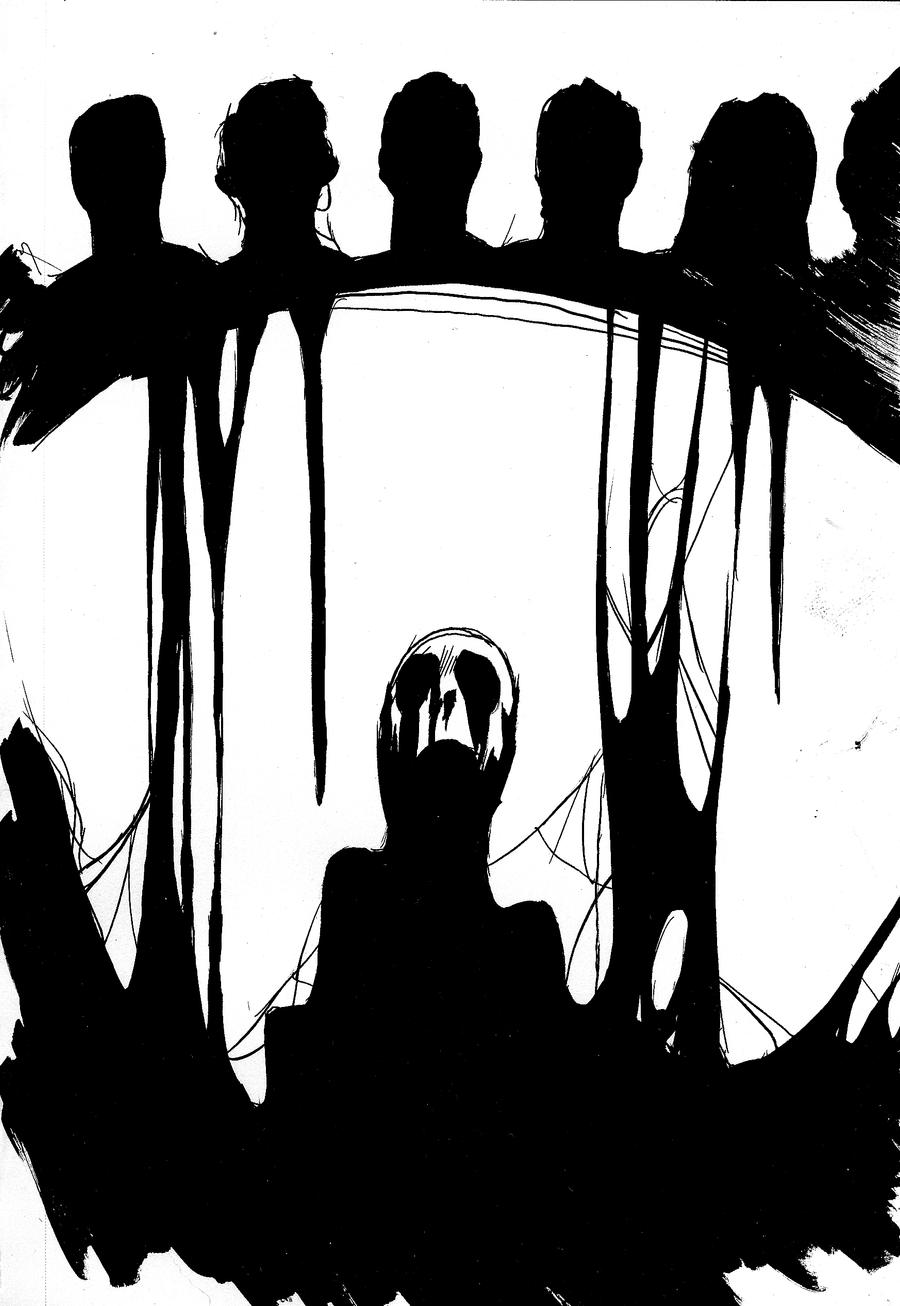 Draw Off No. 22: Satan by Maxahiss