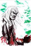 Draw-Off No. 27: Sabretooth