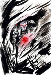 Draw-Off No. 28: War Machine by Maxahiss