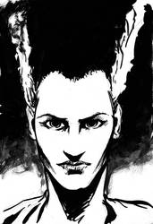 D-O No. 29: Frankenstein Bride by Maxahiss