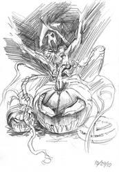 D-O No. 31: Halloween '10 by Maxahiss