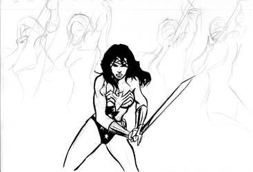 D-O No. 35: Wonder Woman by Maxahiss