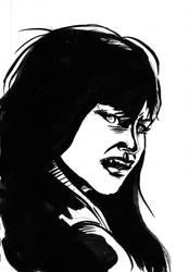 Draw-Off No. 39: Vampirella by Maxahiss