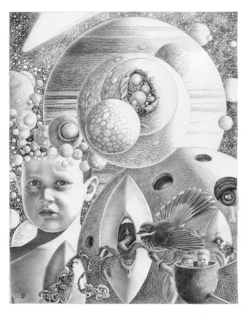 Genesis Child by PauloCunha