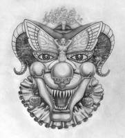 Chronic Clown by PauloCunha