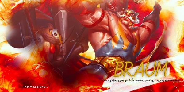 BRAUM !! by Krishima