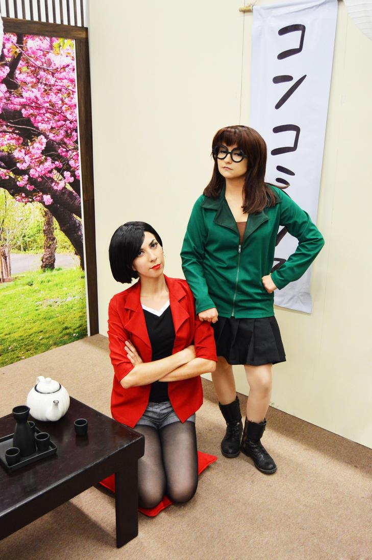 Daria + Jane by Heavengreen